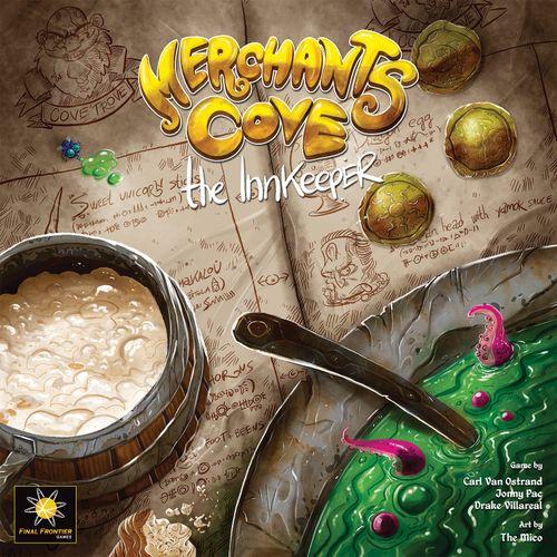 Merchants Cove: The Innkeeper