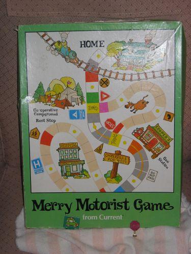 Merry Motorist Game