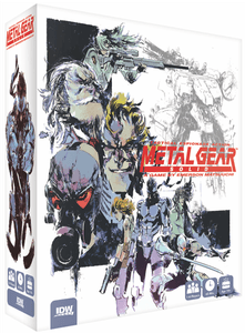 Metal Gear Solid: The Board Game