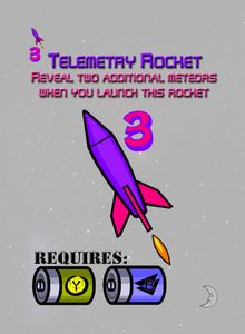 Meteor: Telemetry Rocket