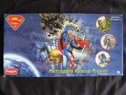 Metropolis Rescue Mission: The Chase Game