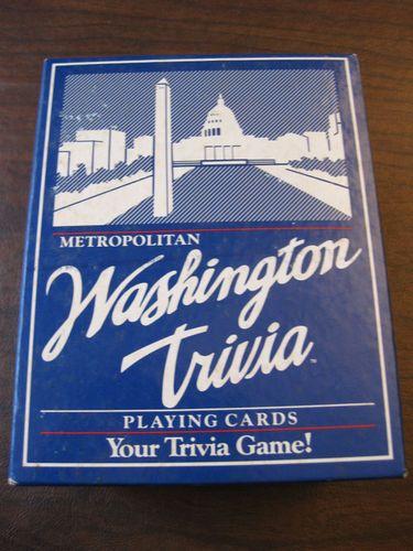 Metropolitan Washington Trivia