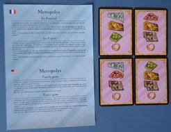 Metropolys: Extension Cards