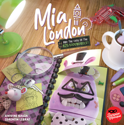 Mia London and the Case of the 625 Scoundrels