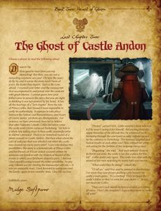 Mice and Mystics: Lost Chapter – The Ghost of Castle Andon