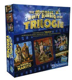 Michael Bully Herbig Spiel: Trilogie