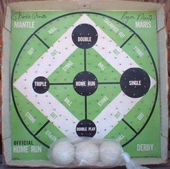 Mickey Mantle: Roger Maris Official Home Run Derby Game