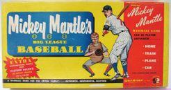Mickey Mantle's Big League Baseball