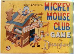 Mickey Mouse Club Game In Disneyland