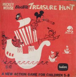 Mickey Mouse Electric Treasure Hunt Game