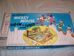 Mickey Mouse Follow the Leader Game