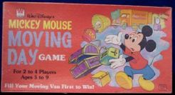 Mickey Mouse Moving Day Game