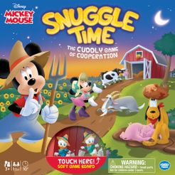 Mickey Mouse Snuggle Time