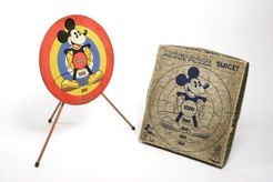 Mickey Mouse Target Game