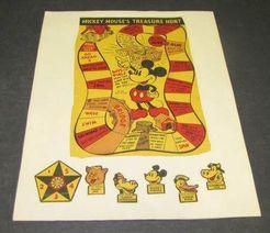 Mickey Mouse's Treasure Hunt
