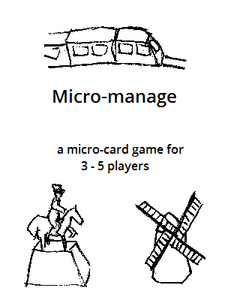 Micro-manage