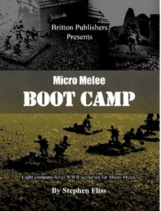 Micro Melee: Boot Camp – Light company level WWII scenarios