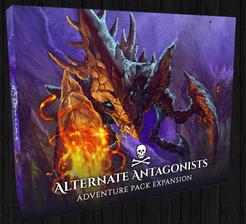 Middara: Alternate Antagonists