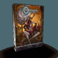 Middara: Girtiya, The Imprisoned Witch Resin Kit