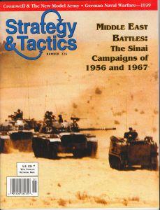 Middle East Battles: Suez '56
