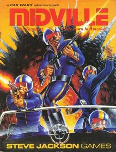Midville: a Car Wars adventure pack