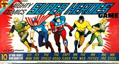 Mighty Comics Superheroes Game