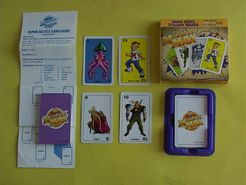 Mighty Max Super Battle Card Game