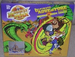 Mighty Max Ultimate Adventure Game
