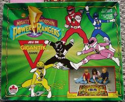 Mighty Morphin Power Rangers: Gigantik Game