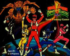 Mighty Morphin Power Rangers: Save Tommy Game