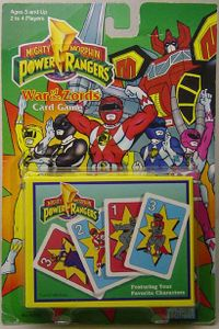 Mighty Morphin Power Rangers War of the Zords