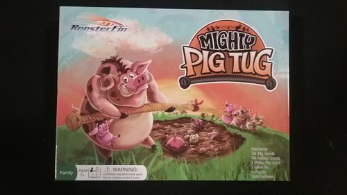 Mighty Pig Tug