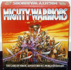 Mighty Warriors