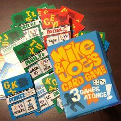 Mike & Joe's Card Game