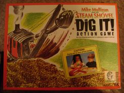 Mike Mulligan and His Steam Shovel Dig It! Action Game