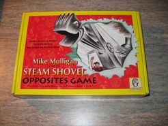 Mike Mulligan and His Steam Shovel Opposites Game