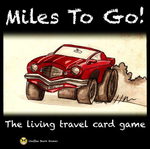 Miles To Go!