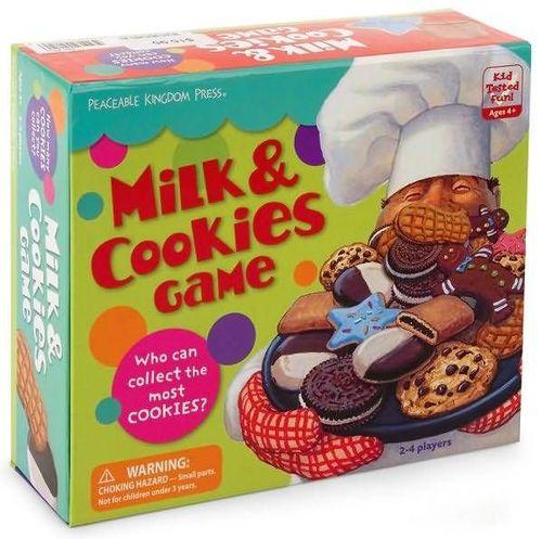 Milk & Cookies Game