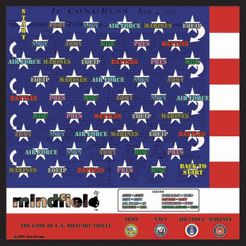 Mindfield: The Game of US Military Trivia