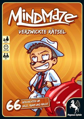 MindMaze: Verzwickte Rätsel – Geld, Ruhm und Macht