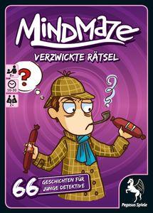 MindMaze: Verzwickte Rätsel – Geschichten für junge Detektive