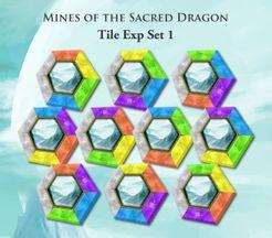 Mines of the Sacred Dragon: Tile Exp Set #1