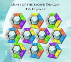 Mines of the Sacred Dragon: Tile Exp Set #2