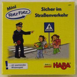 Mini RatzFatz: Sicher im Straßenverkehr