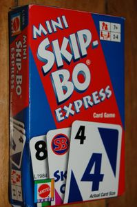Mini Skip-Bo Express
