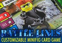 minifig World: BATTLELINES