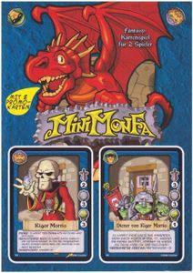 MiniMonfa: 2 promo cards