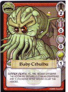 MiniMonFa: Baby Cthulhu Promo