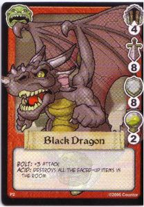 MiniMonFa: Black Dragon Promo