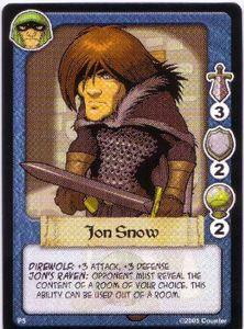 MiniMonFa: Jon Snow Promo